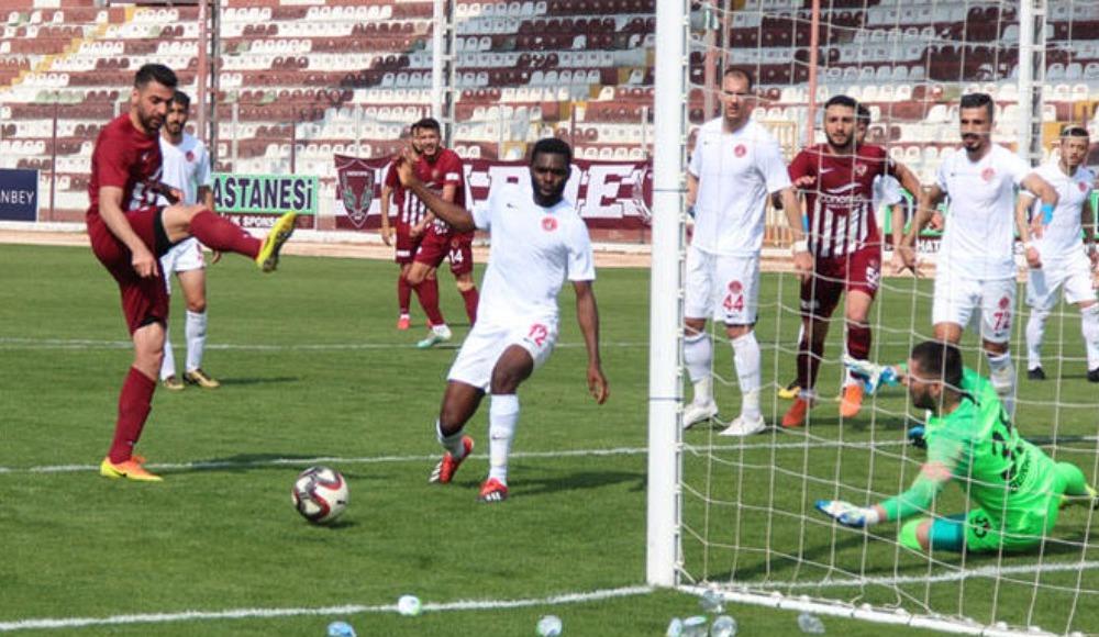 TFF 1. Lig'de en uzun galibiyet serisi Bayram Toysal'da