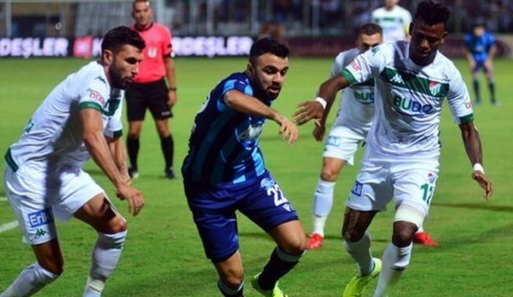 Bursaspor - Adana Demir maçı (Canlı takip)