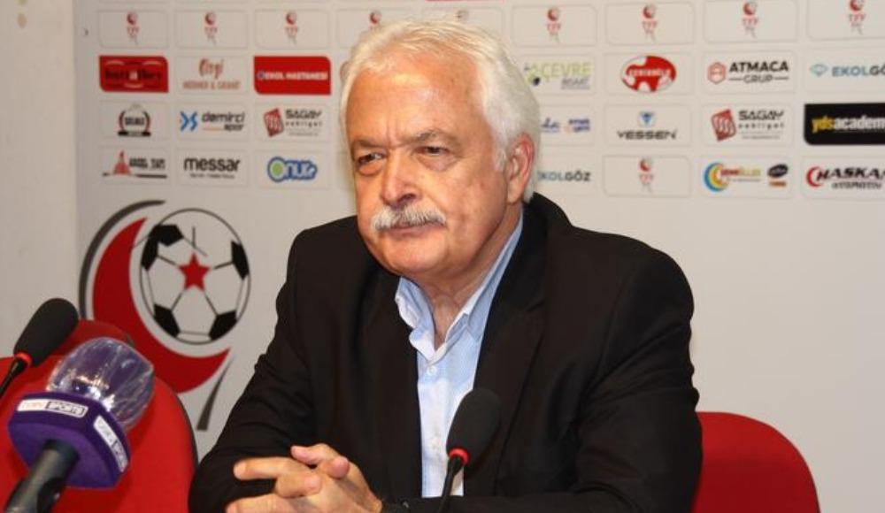 """Atılay Canel: """"İnşallah seneye Süper Lig'de olmak istiyoruz"""""""