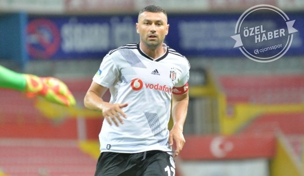 Beşiktaş, Burak Yılmaz'ın yerini onunla dolduracak