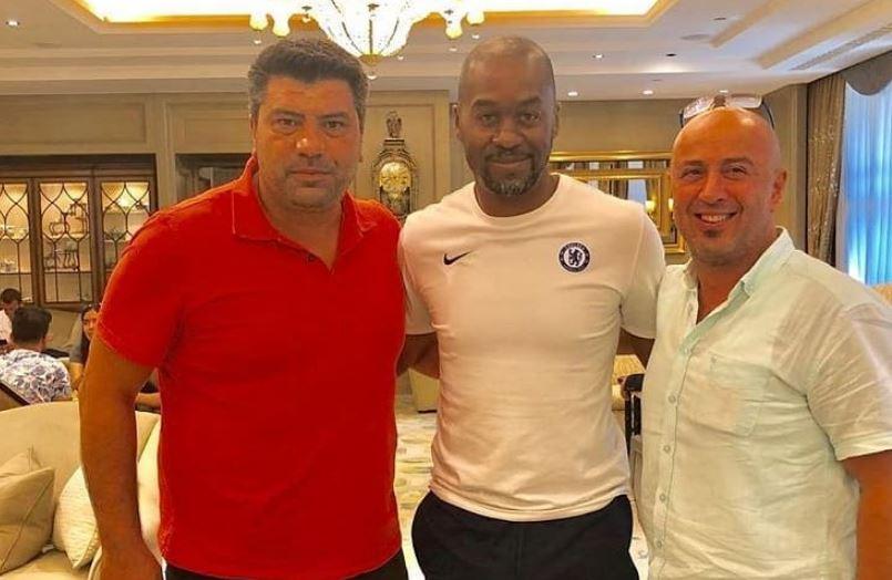 """Koray Palaz: """"Trabzonspor'a faydalı olacaktır"""""""
