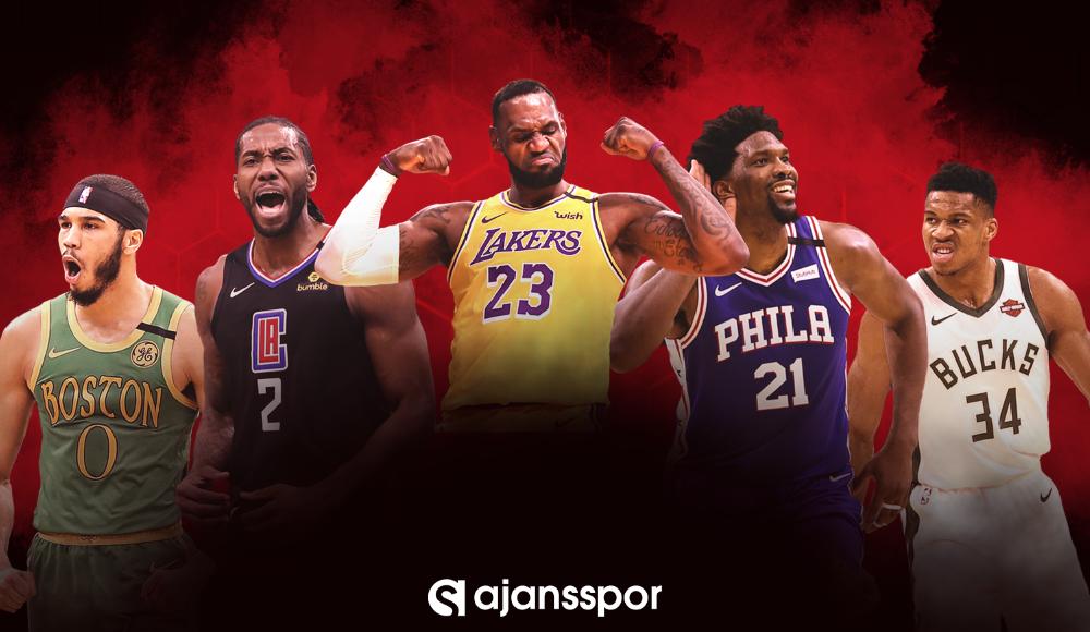 NBA'de haftanın maçlarını kaçırmayın