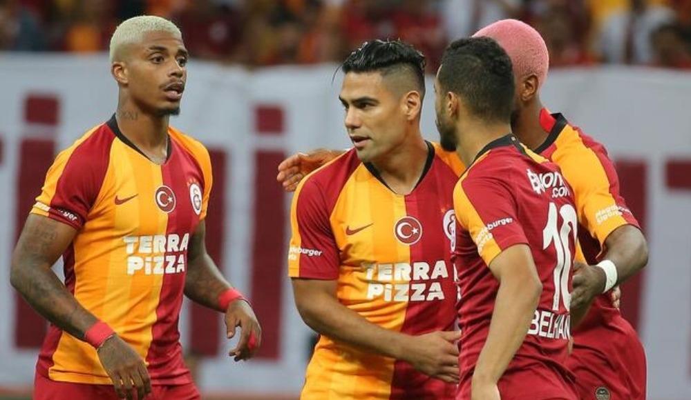 Lemina ve Falcao, Antalyaspor maçında yok