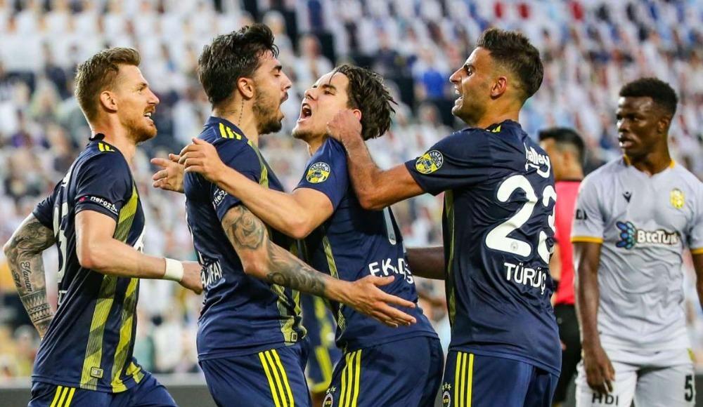 Fenerbahçe sezonu 7 eksikle Kadıköy'de kapatıyor
