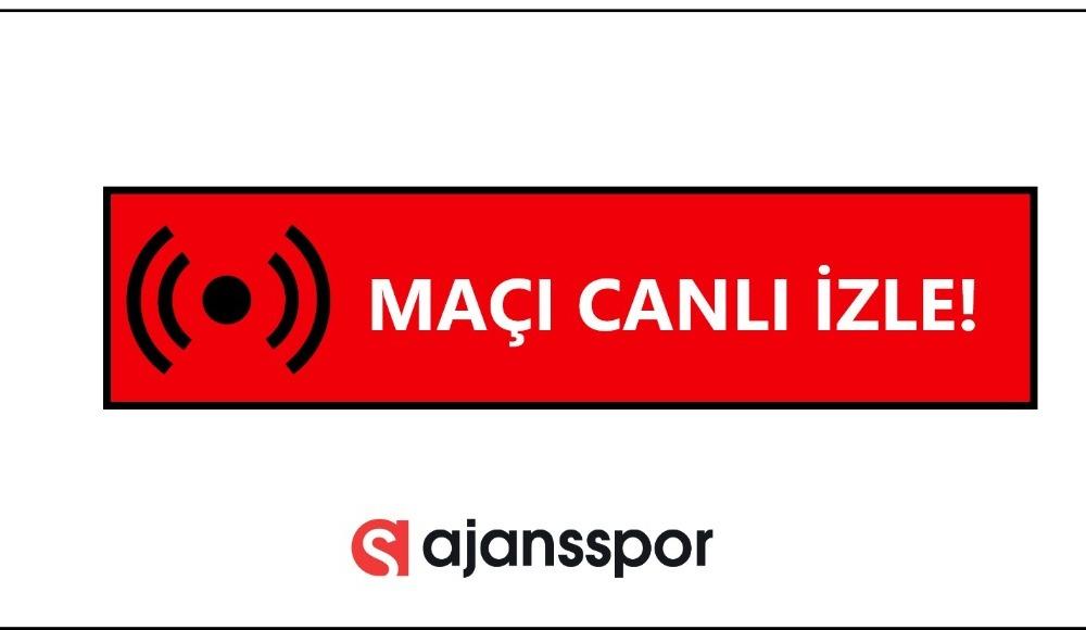 Ankara Demir - Tuzlaspor (Canlı Skor)