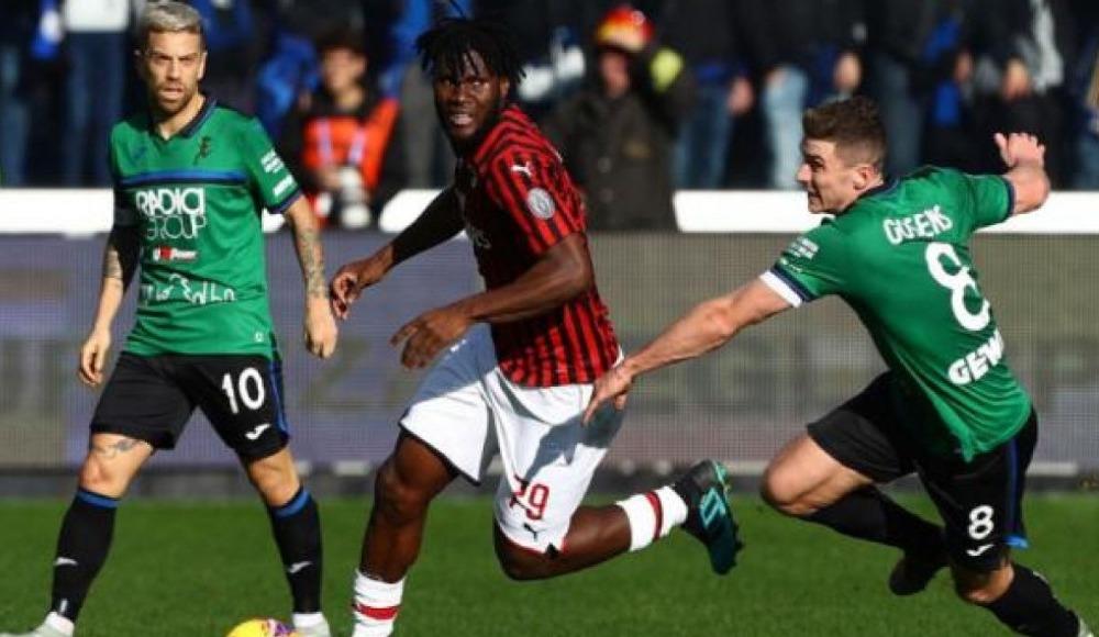 AC Milan - Atalanta (Canlı Skor)