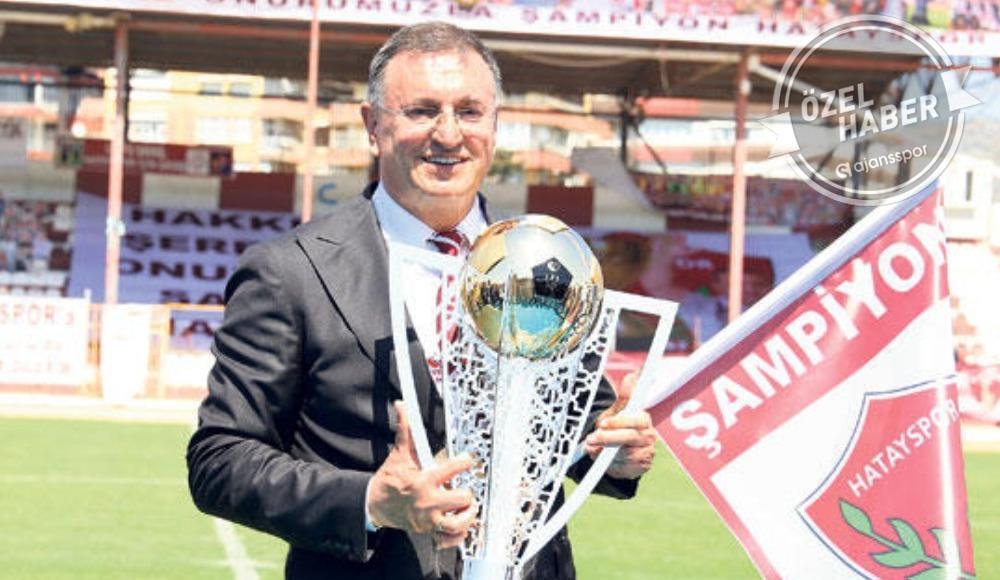 Hatayspor'dan teknik direktör ve transfer açıklaması! Bayram Bektaş...