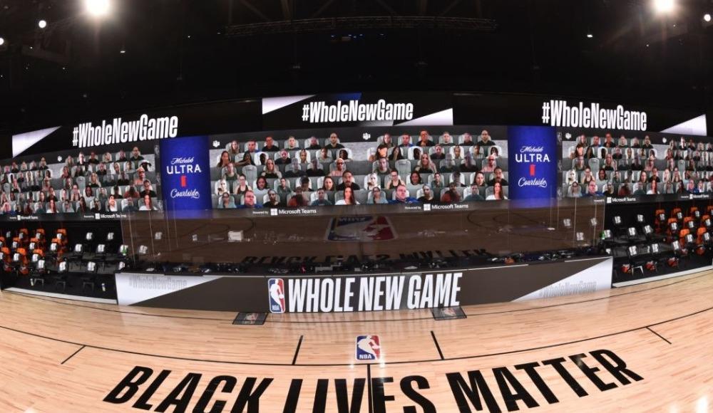 NBA, maçlara 'Sanal Seyirci' yerleştirecek!