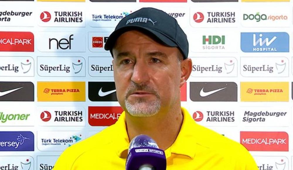 Ersan Parlatan: ''Bizim ve kulüp için verilecek karara saygı göstereceğiz''