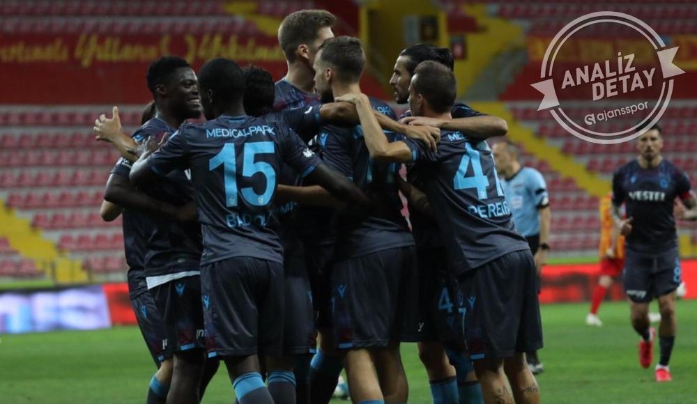 Trabzonspor'un gözü kulağı CAS'ta