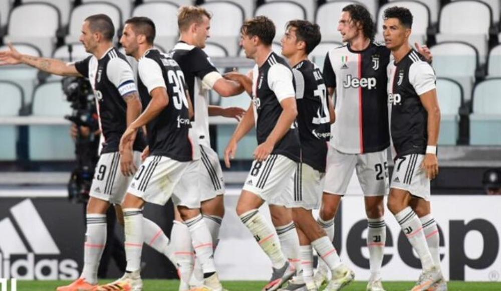Juventus - Sampdoria (Canlı Skor)