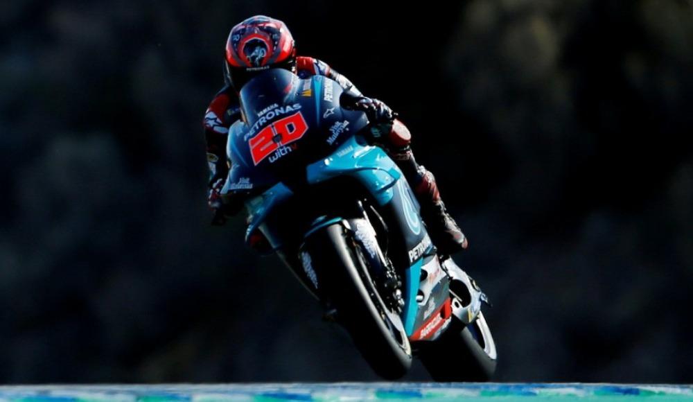 MotoGP Endülüs Grand Prix'sini Quartararo kazandı