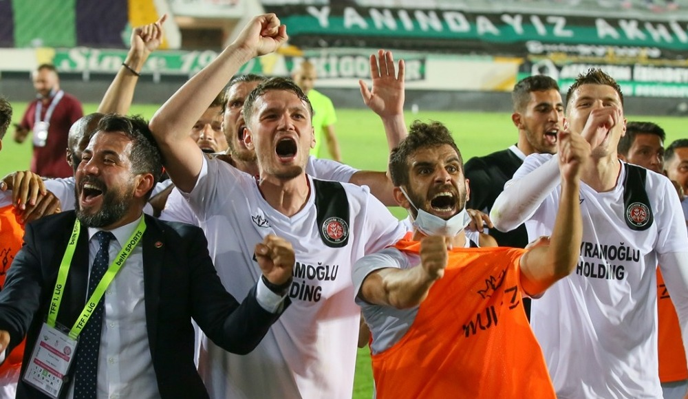 Süper finalin adı: Karagümrük - Adana Demirspor