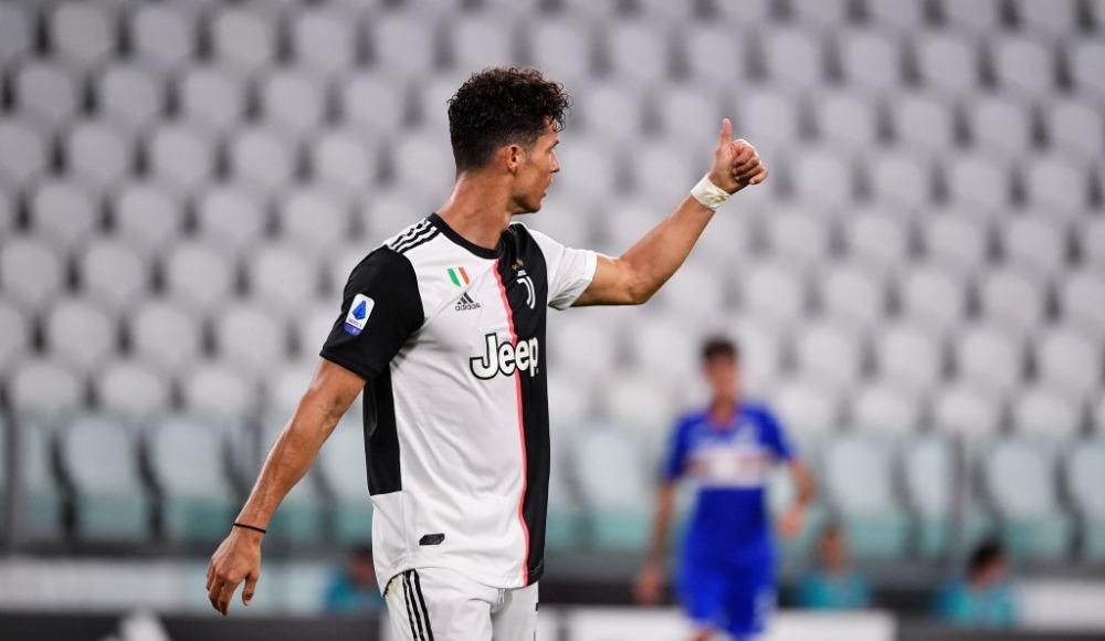Juventus yine şampiyon