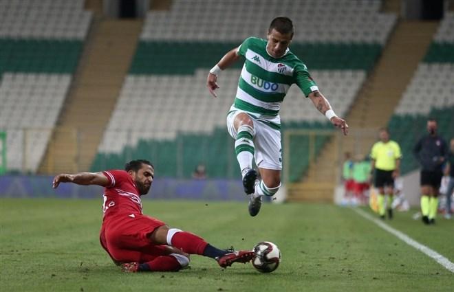 Kerem Can Akyüz, Bursaspor'a veda etti