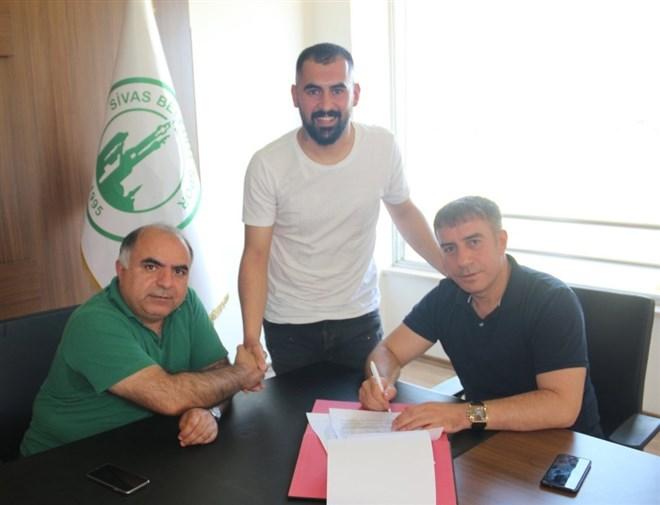 Sivas Belediyespor, Ali Say ile yeniden anlaştı