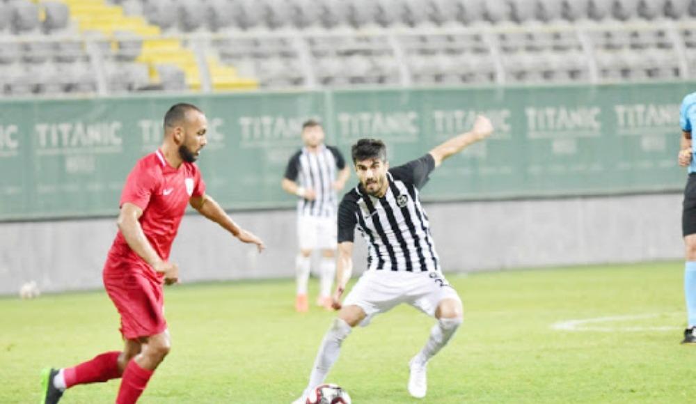 Tuzlaspor - Manisaspor FK (Canlı Skor)