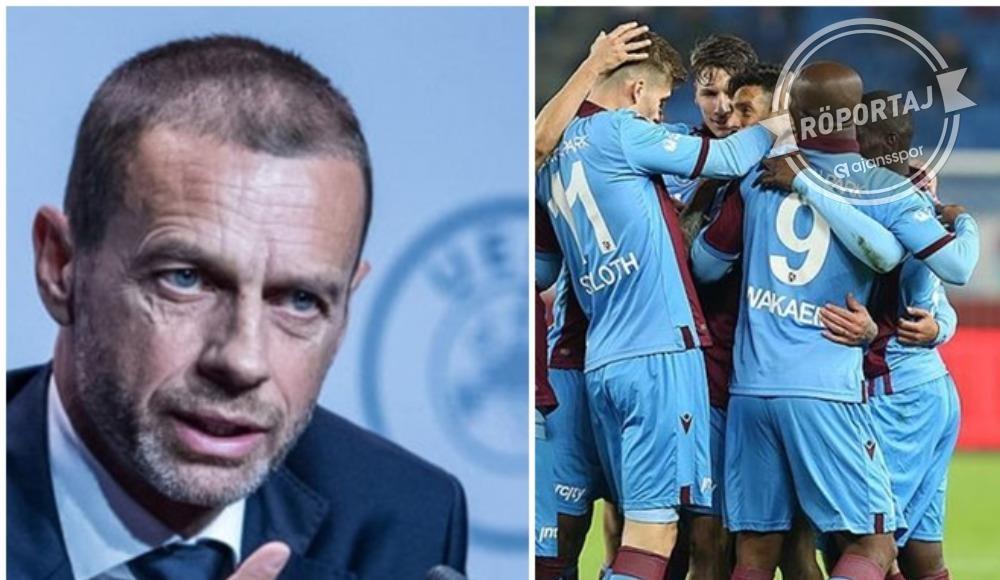 """Trabzonspor'un eski yöneticisi: """"UEFA agresif, düşman ise uzakta değil"""""""