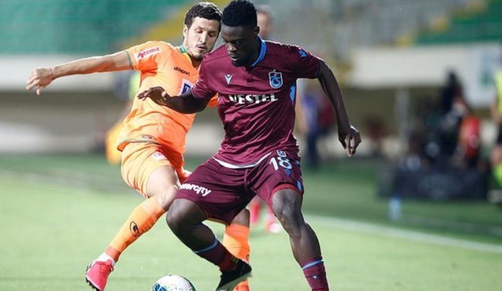 CANLI: Trabzonspor - Alanyaspor