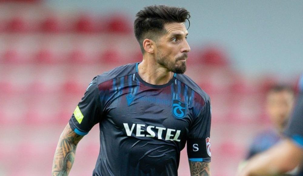Transfer haberleri: Jose Sosa Trabzospor'dan ayrılacak mı, sözleşmesini  uzatacak mı?