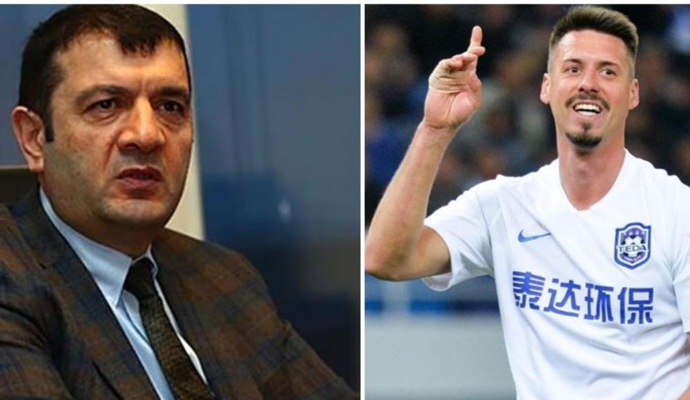 Beşiktaş'tan transferde ilk görüşme! Burak Yılmaz'ın yerine... (Video)