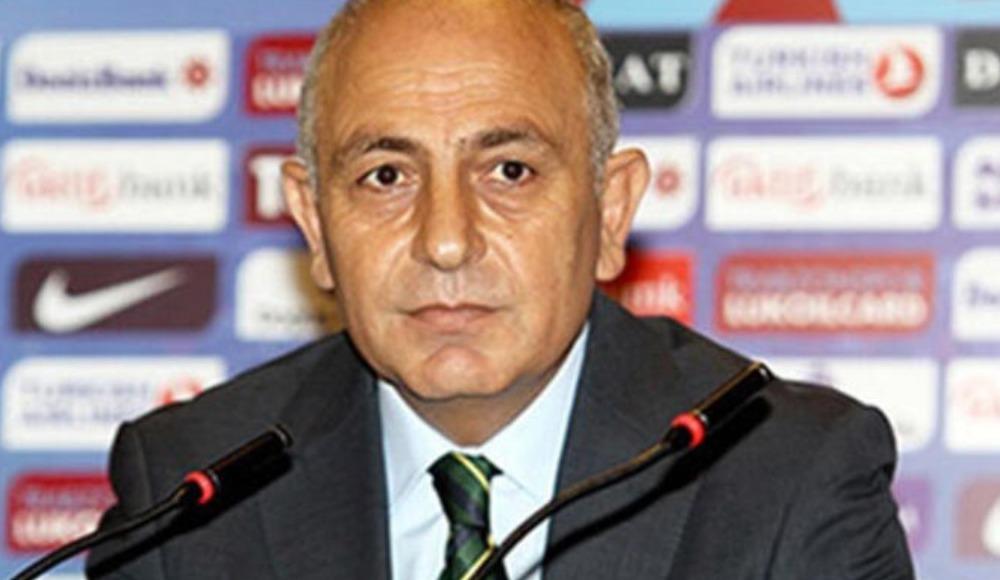 Süleyman Hurma: ''Sadece bizim tesisimiz ve stadımız yok''
