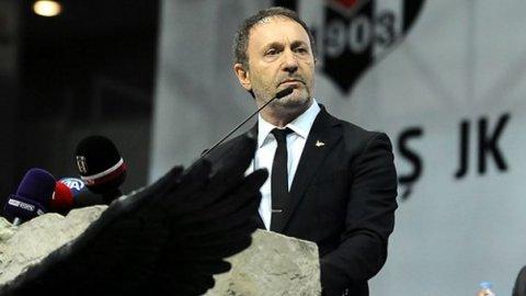 """""""Beşiktaş sadece şampiyon olduğu zaman sevinir"""""""