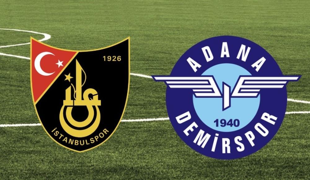 İstanbulspor: Adana Demirspor de Süper Lig'de yer alsın