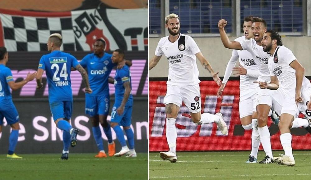 Süper Lig'e yeni derbi geldi