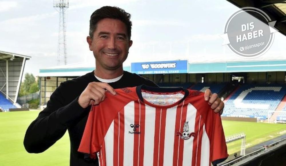 Harry Kewell, Oldham'ın yeni teknik direktörü oldu