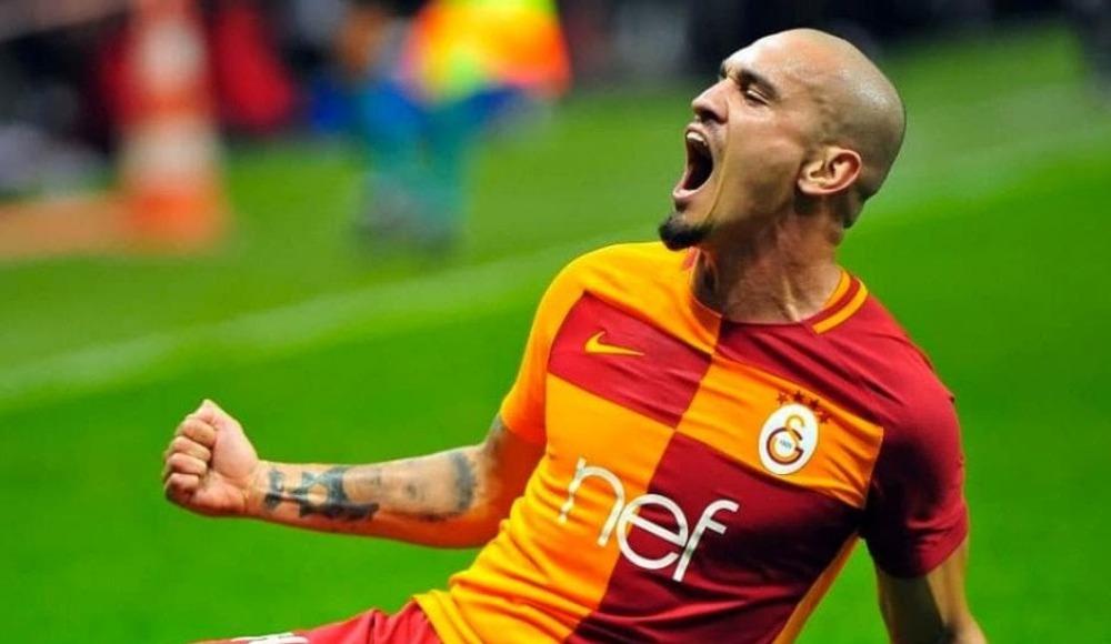 Galatasaray'da Maicon tepkisi