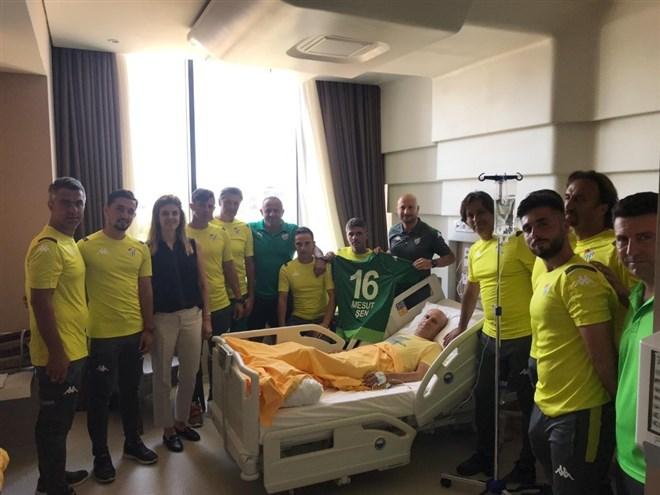 Bursaspor'un efsanesi hayatını kaybetti