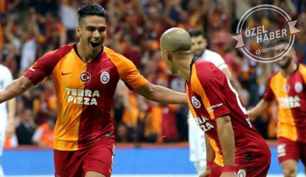 İşte Galatasaray'ın yeni forvet hattı