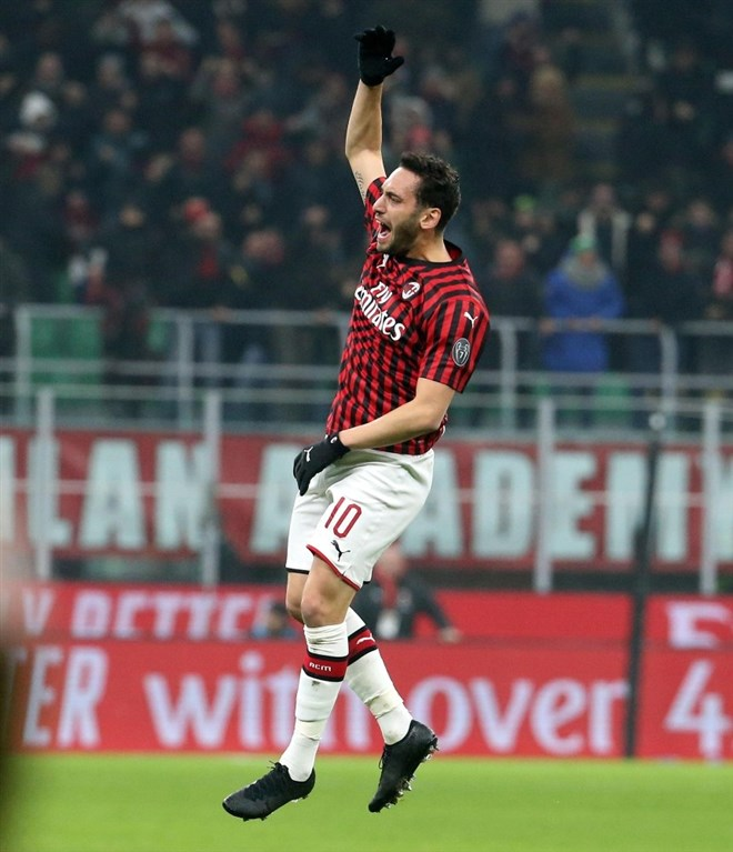 İtalya'da en golcü sezonu