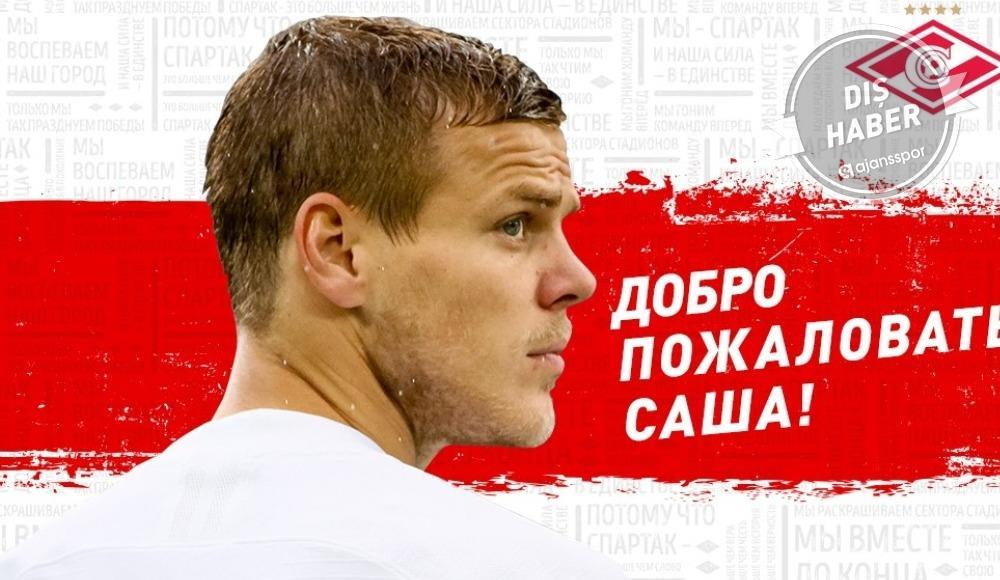 Alexander Kokorin'in yeni takımı belli oldu
