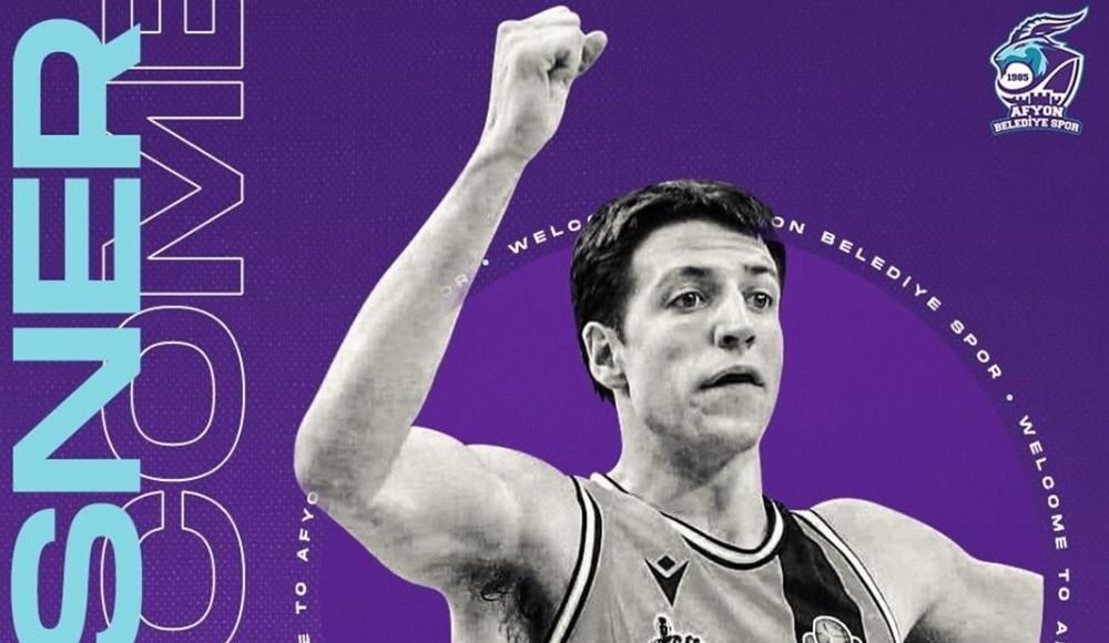 Afyon Belediyespor, ABD'li basketbolcu Tanner Leissner'i transfer etti