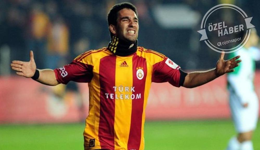 Arda Turan, Galatasaray'da!