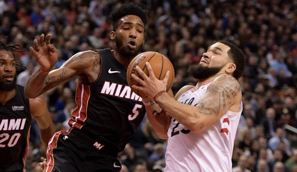 Miami Heat - Toronto Raptors (Canlı Skor)