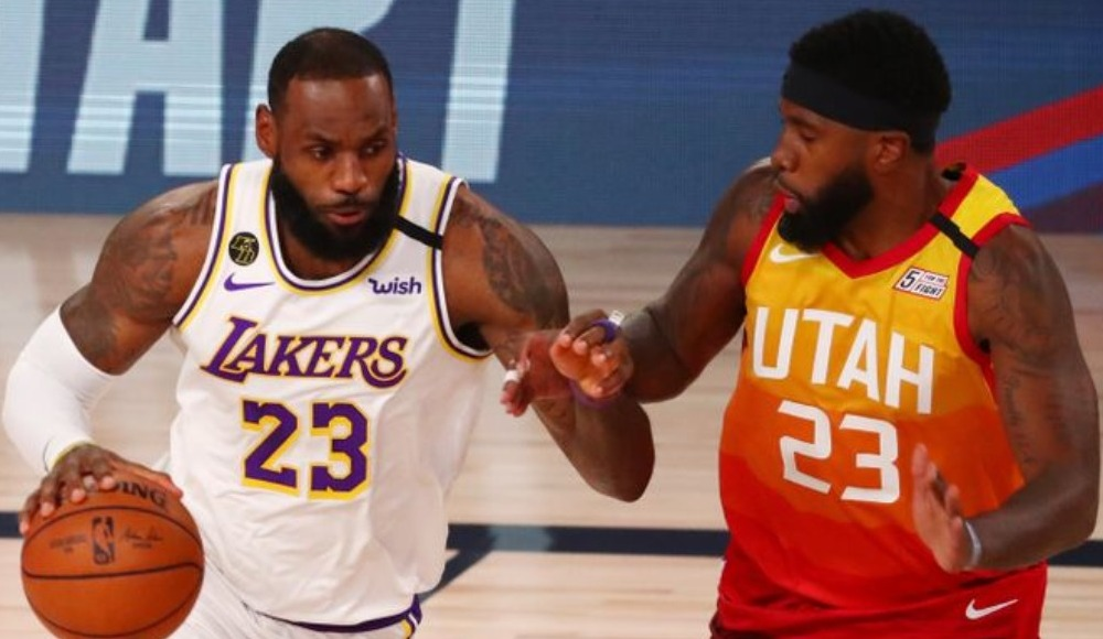 Lakers, Batı Konferansı liderliğini garantiledi