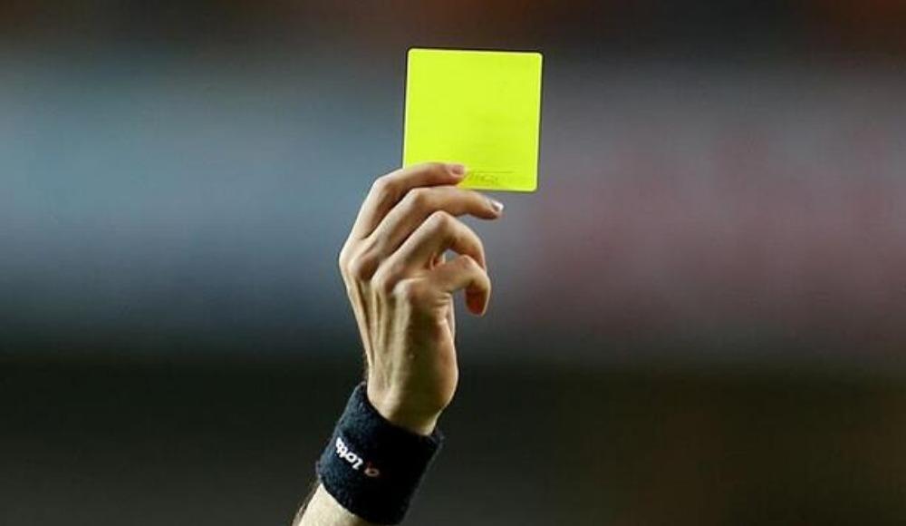 Sarı kartlar silinecek