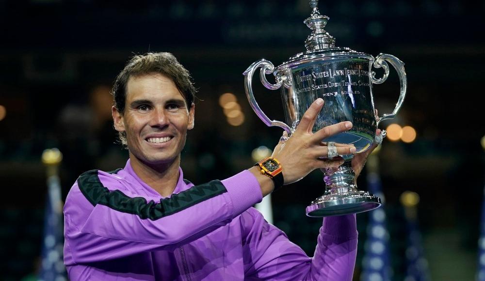 Nadal ABD Açık'a katılmayacak