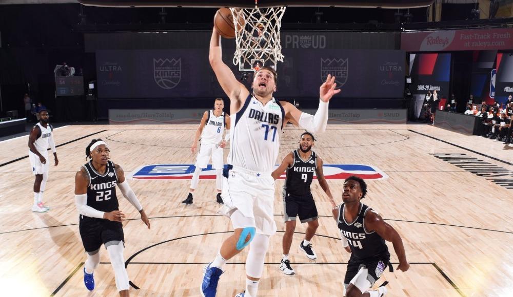Luka Doncic, NBA tarihine geçti!