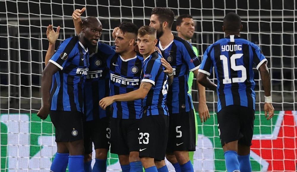 Inter çeyrek finale yükseldi