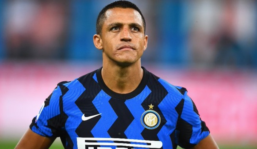 Ve Inter resmen açıkladı! Alexis...