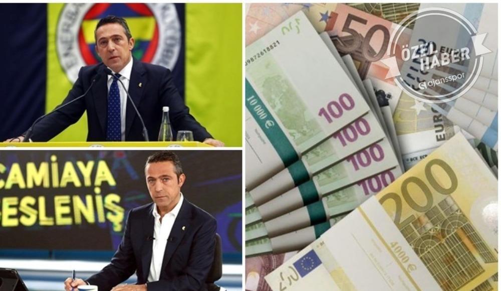 Fenerbahçe'ye 50 milyonluk sponsorluk