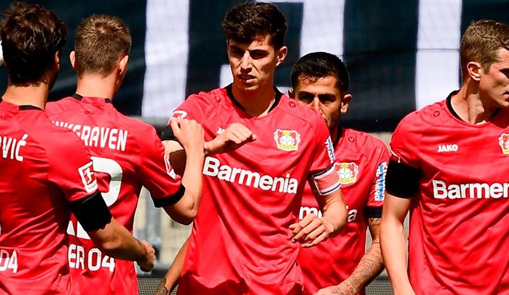 CANLI İZLE: Bayer 04 Leverkusen - Rangers