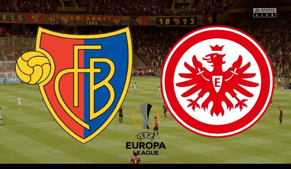 Basel - Eintracht Frankfurt (Şifresiz izle)
