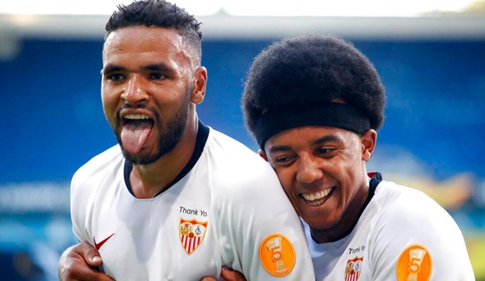 Sevilla Roma'yı geçti, çeyrek finale kaldı