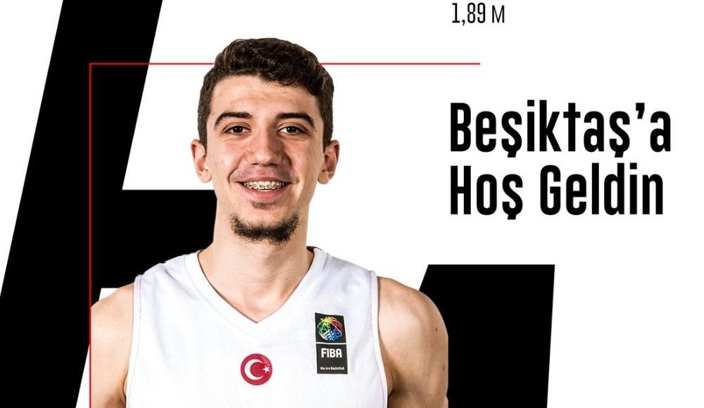 Beşiktaş, Eray Akyüz ile 3 yıllık sözleşme imzaladı