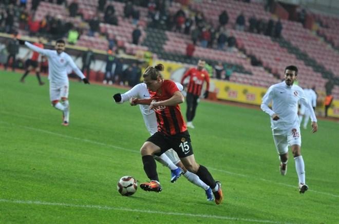 Eskişehirspor'un genç yeteneği Süper Lig ekiplerinin radarında